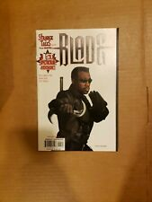 Strange Tales Blade 1st Spectacular Issue - Wesley Snipes Cover
