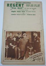 Vintage 1938 GUN MOLL Lobby Card POSTER All-Black Cast NINA MAE McKINNEY Rare!!!