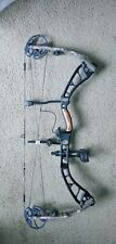"""New listing 2013 Elite """"Hunter"""" compound bow right hand +accessories"""