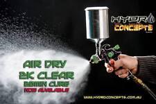 Air Dry 2K HS Clear Coat 1.25ltr kit Automotive refinishing paint