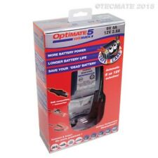Optimate 5 Voltmatic 6V and 12V Batterie Lader Verfechter 2017 Modell (NEU)