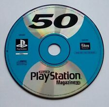 *DEMO DISK 50 FF8 Un Jammer Wip3out Point Blank 3 Playstation One 1 PSOne PS1 PS