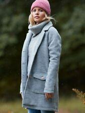 Roxy Destiny Rules Wool Blend Womens Ladies Jacket  Coat S,M,L,XL