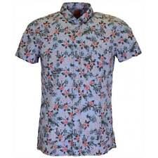 HUGO BOSS Slim Floral Casual Shirts & Tops for Men