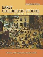 Early Childhood Studies: an holistic introduction, 2nd edition, Taylor, Jayne, W