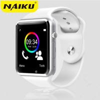 NAIKU A1 Smart Watch With Passometer Camera SIM Card Call Smartwatch For Xiaomi