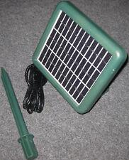 Ground Mountable Tilting Solar Panel - 3.5 Watt - 18 V DC - 190 mA - 14 ft Cable