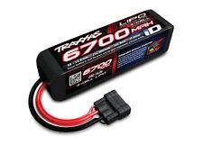 Traxxas Batteria Lipo con Connettore ID 6700mah 14 8v 4-zellen 25c/trx2890x