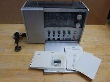 BrAun Station T-1000 Portable Shortwave Radio