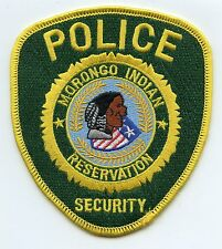 MORONGO INDIAN RESERVATION CALIFORNIA CA TRIBAL SECURITY POLICE PATCH