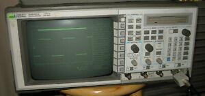 Hewlett Packard   HP 54540A Four (4) Channel, 500 MHz Oscilloscope