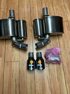 Corsa Sport Exhaust for 2012-2020 Jeep Grand Cherokee SRT/SRT-8 6.4L V8 14466