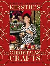 Kirstie's Christmas Crafts, Allsopp, Kirstie, Very Good Book