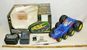 THUNDER EAGLE CRAZY STING 8 WHEEL RC REMOTE CONTROL VEHICLE BOXED