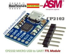 CJMCU CP2102 MICRO USB to UART TTL Module 6Pin Serial Converter for Arduino