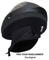 WINDJAMMER 2 PRO TOUR, Long Distance Helmet Wind Blocker  (Free Delivery )