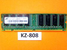 Micron mt16lsdt3264ag-133e1 '256 MB SD-RAM PC-133 CL3 ' #kz-808