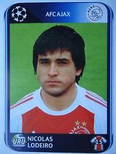 Panini 459 Nicolas Lodeiro Ajax Amsterdam UEFA CL 2010/11