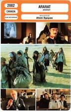 ARARAT - Aznavour,Egoyan (Fiche Cinéma) 2002