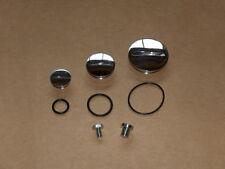 Stainless Steel Norton 850 MK3 Commando Case Plug Set Complete
