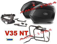 KIT VALIGIE V35NT + TELAIO PLX1119 + SR1119 + HONDA CB 500 F 2013  V35 NT TECH