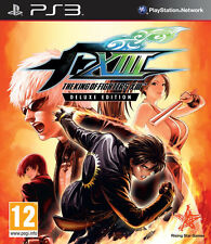 The King Of Fighters 13 (XIII) ~ PS3 (in Great Condition)