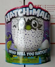 Black Mark on top- Fast Shipping - Spin Master Hatchimals Draggle - Blue/Purple