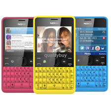 Nokia Asha 210 Dual SIM Unlocked Original Bluetooth GSM MP3 Wifi Cell Phone
