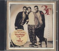 3T - Brotherhood - MICHAEL JACKSON CD 1995 USATO OTTIME CONDIZIONI