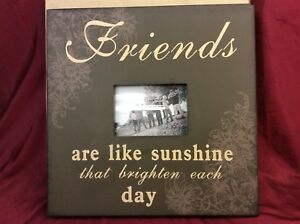 Large Friends Photograph/Picture Frame. Brand new in box