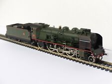 Locomotive à vapeur Pacific 231 G 121 Fulgurex 2020 SNCF échelle HO