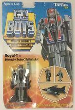 1985 Royal-T Tonka Go Bots Moc / GoBots / 80s / jet plane