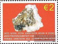 Kosovo (UN-verwaltung) 42 (kompl.Ausg.) postfrisch 2005 Mineralien