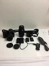 Samsung NX30 Digital Camera w/18-55mm Lens and 50-200 Lens