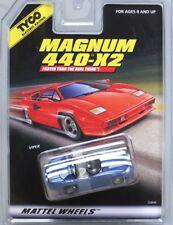 HO Slot Car - Tyco 440x2 Magnum - Dodge Viper - Blue - 33896