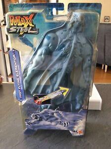Rare Max steel fast flying elementor, Mattel 2005 neuf