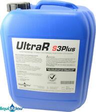 Ultraschallreiniger UltraR S3Plus 10L Oldtimer Restauration Entroster liquidblau