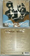 BOBBY WOMACK + BARRY WHITE ( 2 CD - NEUF EMBALLE - NEW & SEALED ) 21 TITRES