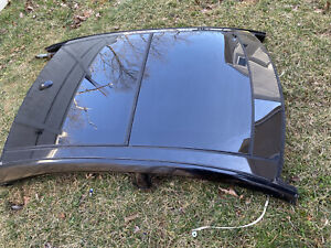 2012 NISSAN MAXIMA SV BLACK PANORAMIC SUNROOF ASSY GLASS MOTOR PANEL