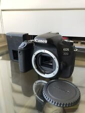 Canon EOS 77D 24.2 MP Digital SLR Camera - (Body Only) - Good ++ 19.5K Shutter