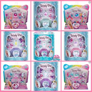 BRAND NEW SEALED TWISTY PETZ FAMILY BABIES SERIES 3 & 4 KIDS ANIMAL JEWELLERY