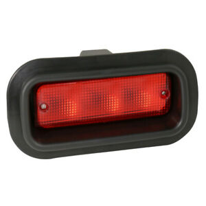 For Acura Integra Honda CIvic Universal Rear Bumper Fog Light Lamp Bulb Red Lens