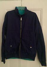 Authentic Marc by Marc Jacobs twilight blue reversible rare vintage jacket XL