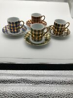 Neiman Marcus Porcelain Espresso Cup And Saucer New/pre owned
