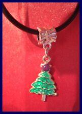 Weihnachtsbaum Christbaum Kettenanhänger Anhänger Weihnachten NEU         (x50p)