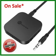 Taotronics Bluetooth transmitter & receiver 2 in1 V5.0 TT-BA08
