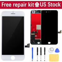For iPhone 7 7 Plus LCD Display Touch Screen Digitizer Assembly Full Replacement