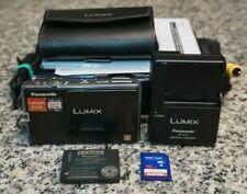 Panasonic LUMIX DMC-FP3 14.1MP 720p Camera 4x W/ Extras 16GB Tested Free Ship