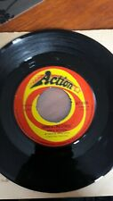 Eddie Wilson – Shing-A-Ling Stroll 7 Inch Vinyl  Rare Action ACT  4536