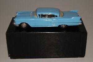 Record Models, 1958 Cadillac Eldorado 4 Door Built Resin Model, 1/43 Scale Boxed
